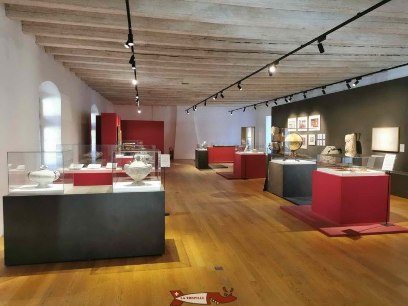 From the Savoyard period to the Vaud Revolution. Museum of Yverdon and its Region