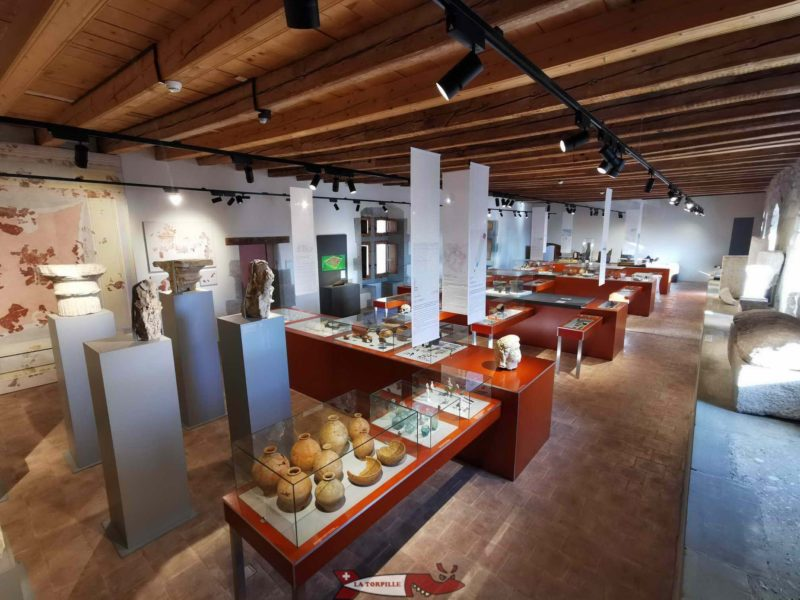 From the Celts to the Burgundians. Museum of Yverdon and its Region