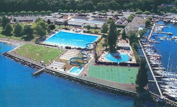 piscine plein air geneve-plage cologny