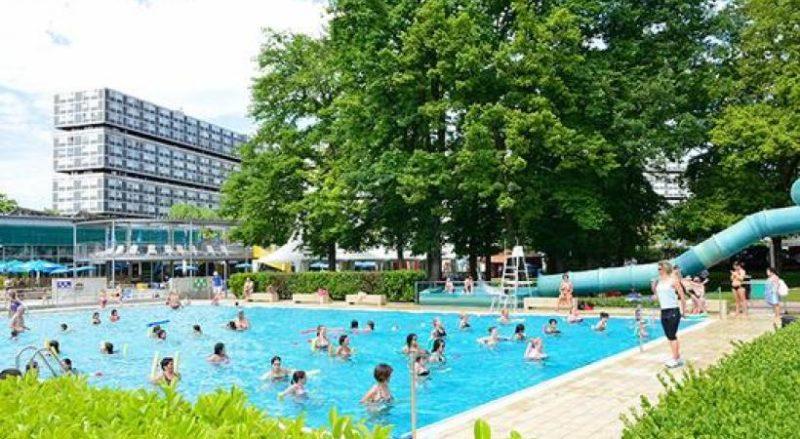 Vernier-Lignon: Piscine plein air