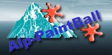 Alp-paintball logo