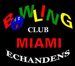 logo bowling miami echandens
