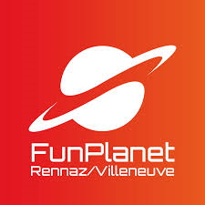 logo fun planet rennaz villeneuve