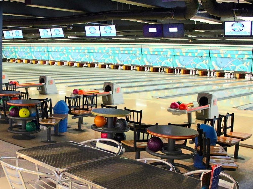 Le bowling de la Praille est le plus grand de Suisse romande.