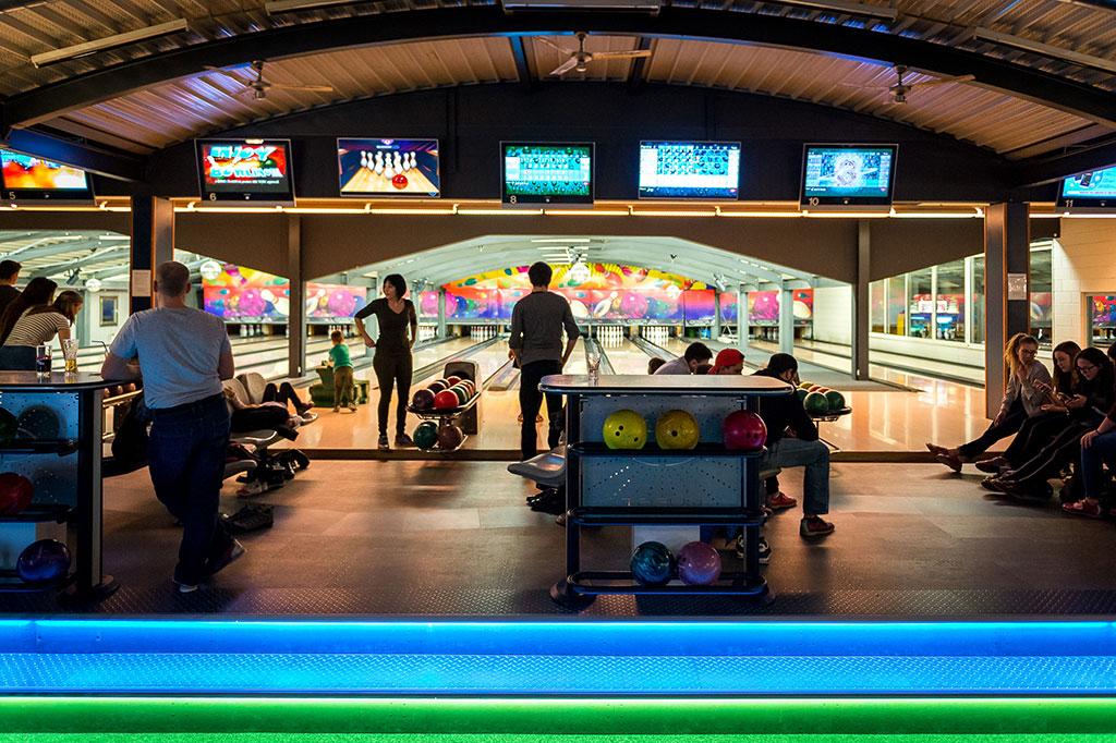 Le bowling des Rottes.