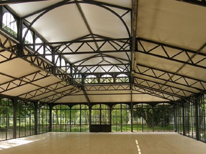 L'intérieur de l'orangerie du centre Ycoor. Photo: crans-montana.ch