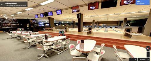 Le bowling de Fribourg.