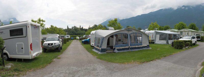 camping du relais de la sarvaz.