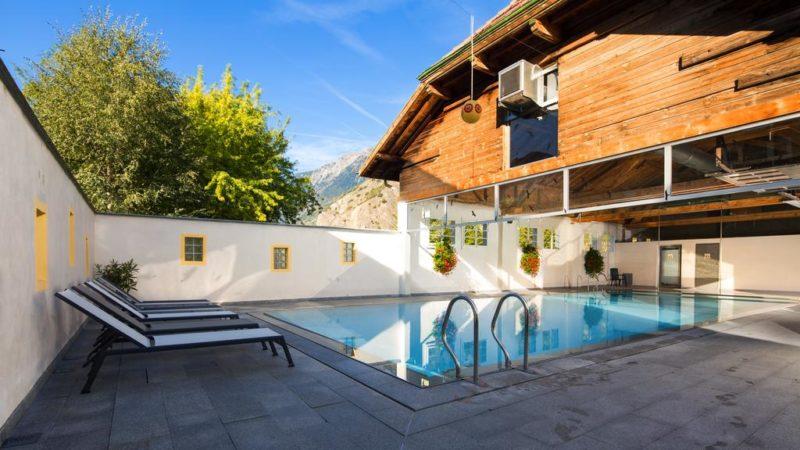 piscine du relais de la sarvaz