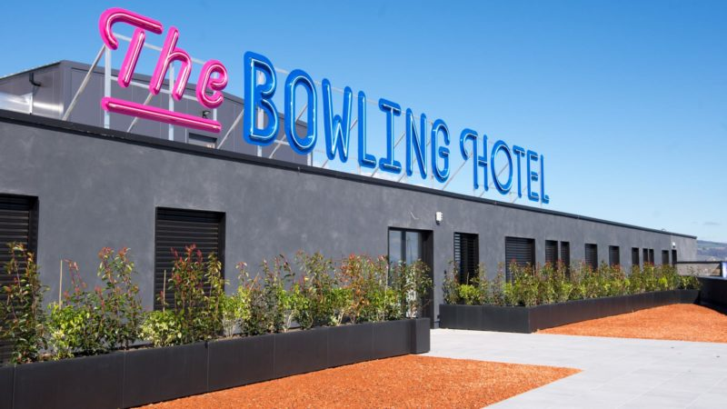 The Bowling Hôtel