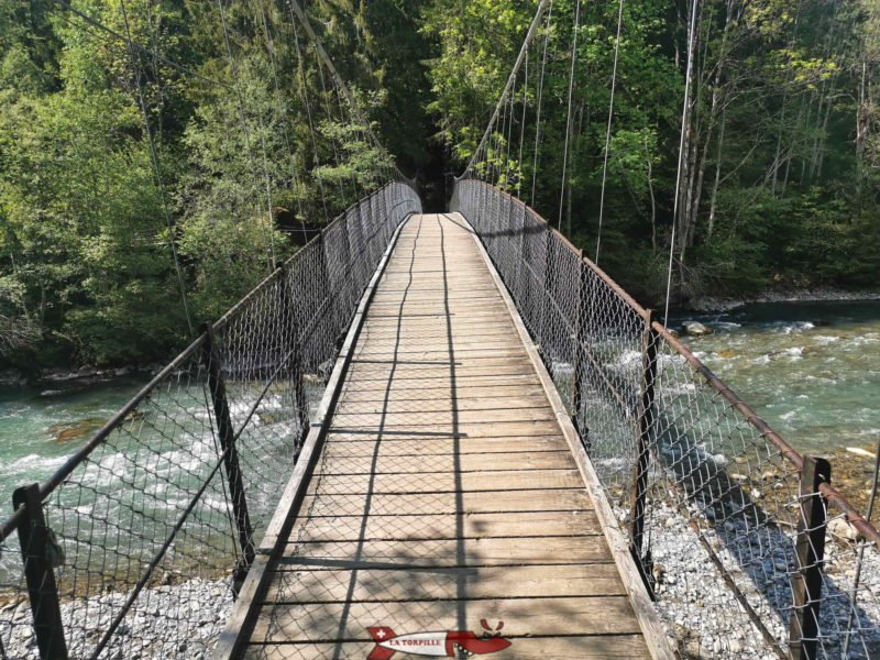 Le pont Turrian.