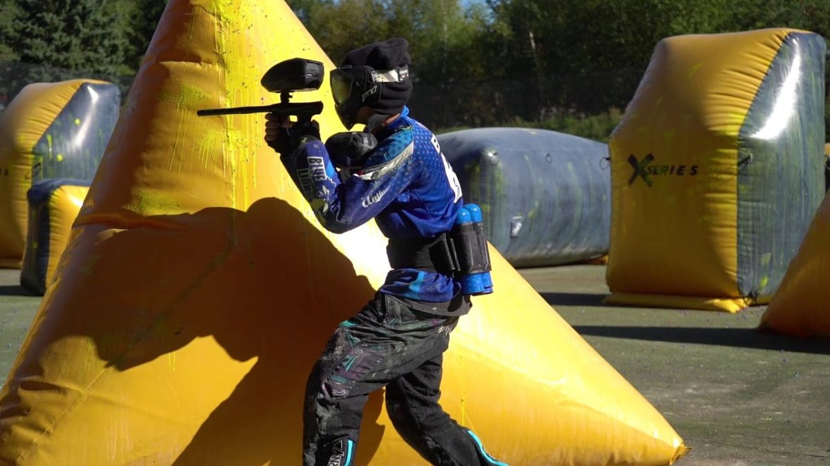 Lion's Paintball - Leytron