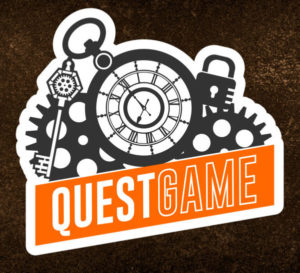 Quest Game Collombey-Muraz logo