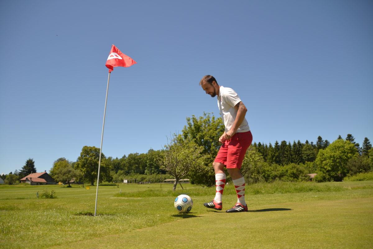 Foot Golf Châtet-à-Gobet