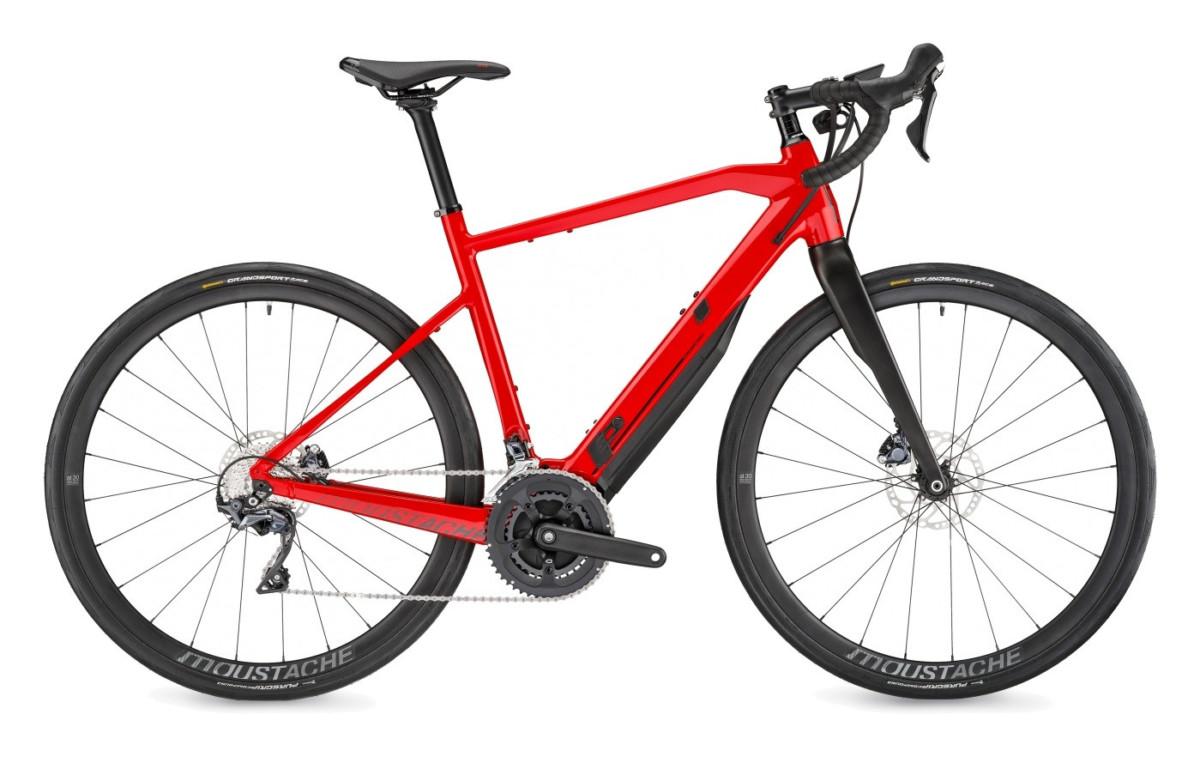 Le vélo de route électrique convient aux cyclistes amateurs.