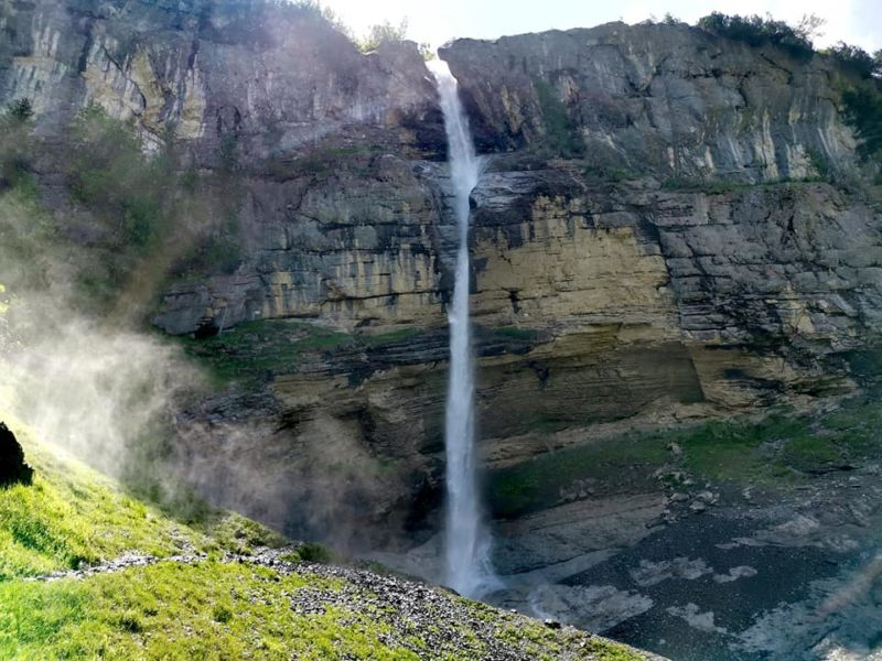 La cascade du Dar.