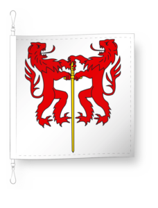 District de Conthey drapeau