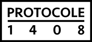 Protocole 1408 logo
