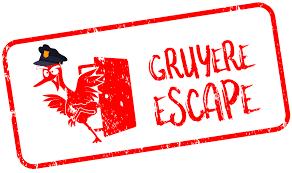 gruyere escape logo