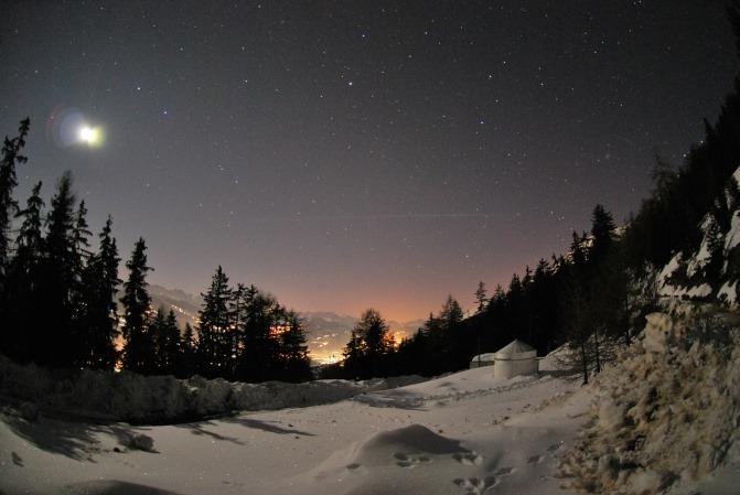 observatoire arbaz anzere