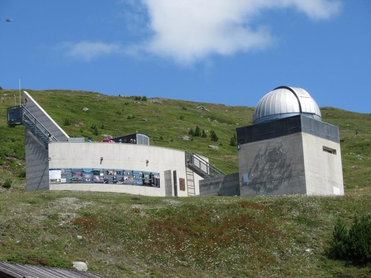 observatoire de saint-luc