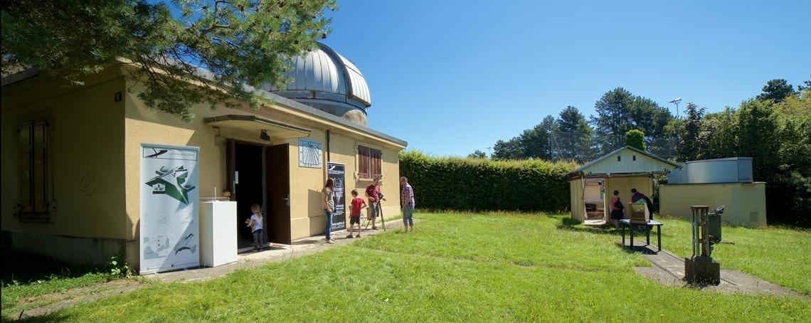 observatoire de lausanne