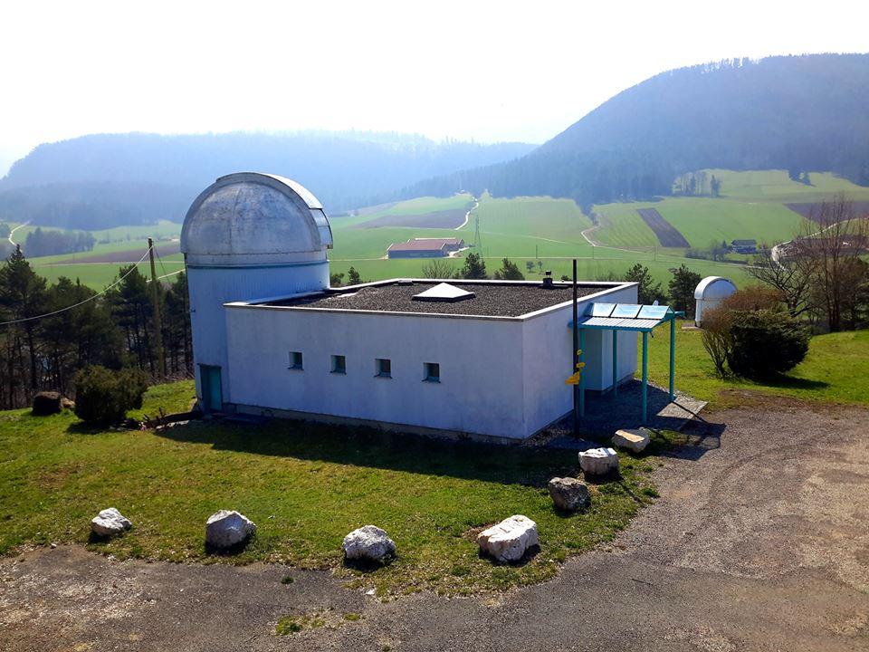 observatoire de vicques