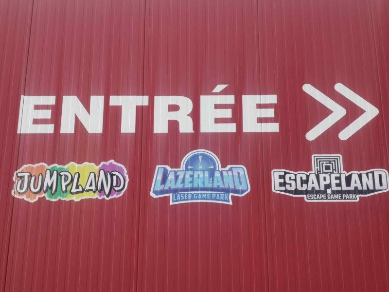 Les différents logo.