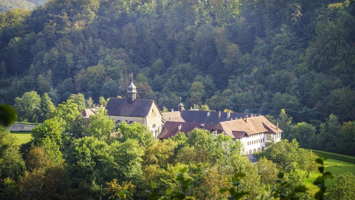 L'abbaye de la Maigrauge.