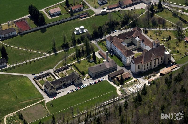 abbaye bellelay