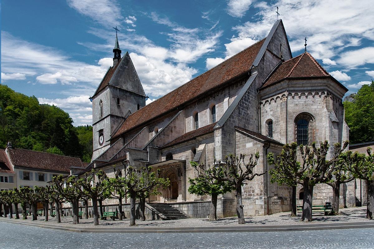 Collégiale de Saint-Ursanne