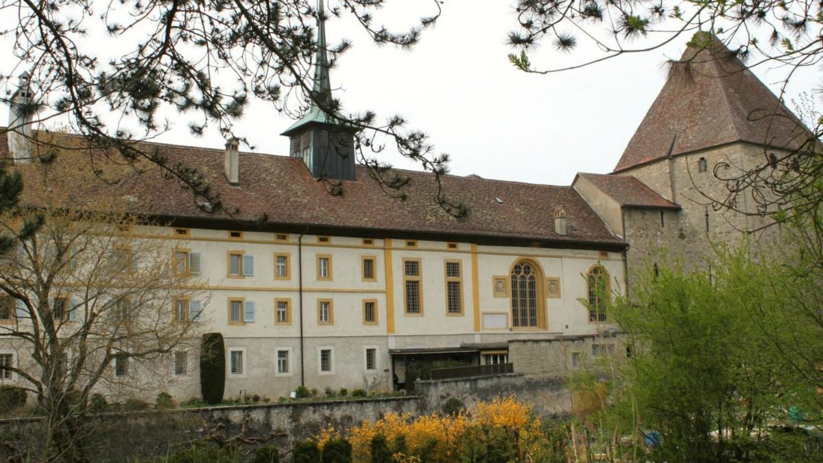 Monastère des dominicaines d'Estavayer