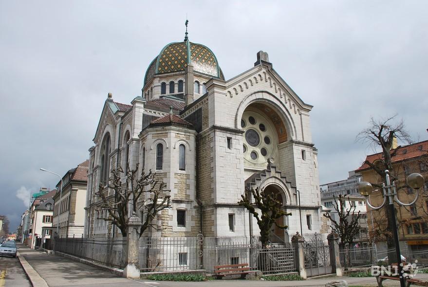 synagogue de la chaux-de-fonds