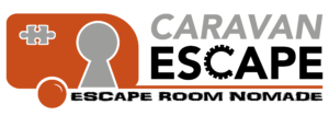logo caravan escape