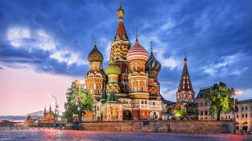 La cathédrale Basile-le-Bienheureux est l'Église orthodoxe la plus connue dans le monde.