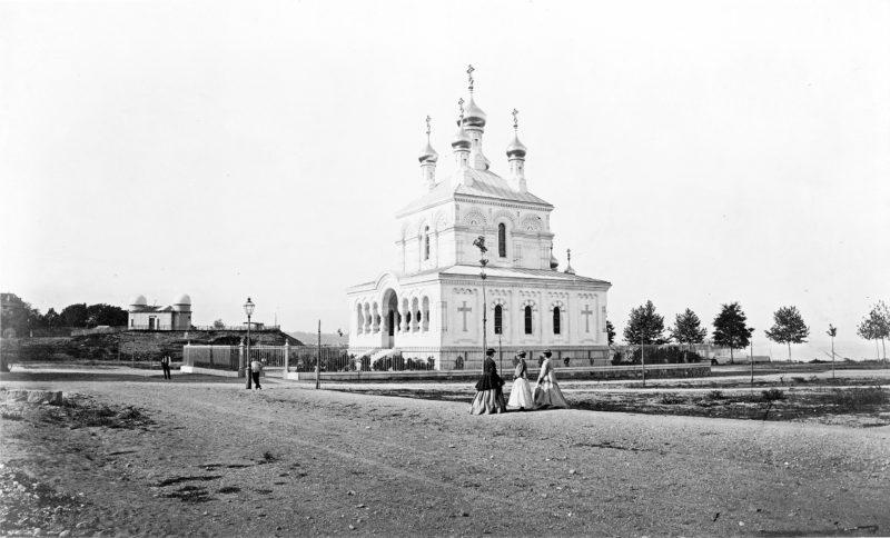 L'église orthodoxe au 19e siècle.