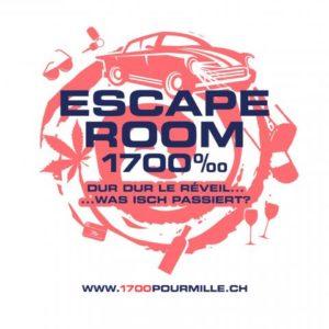Escape Game 1700 ‰ Fribourg logo