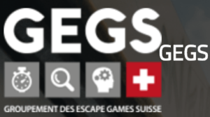 logo gegs Groupement des Escape Games Suisse