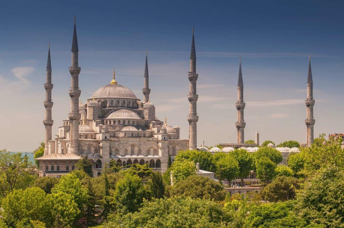 La Mosquée Bleue d'Istanbul est l'une des plus belles constructions musulmanes dans le monde