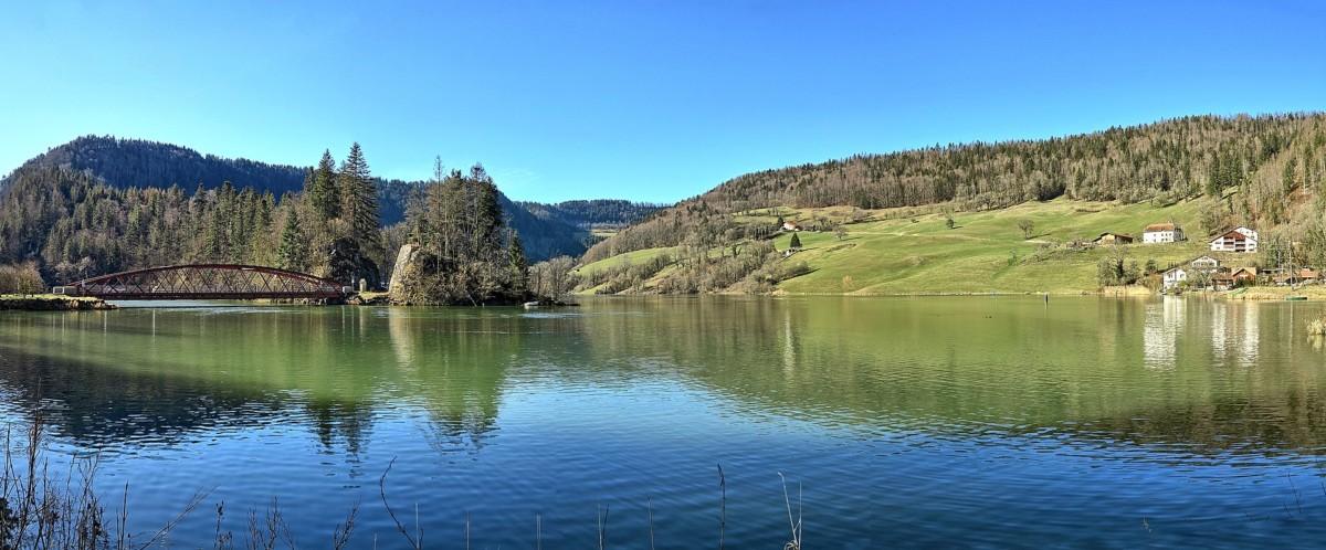 Lac de Biaufond