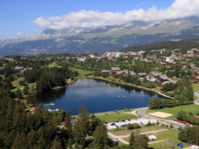 Le lac de la Moubra.
