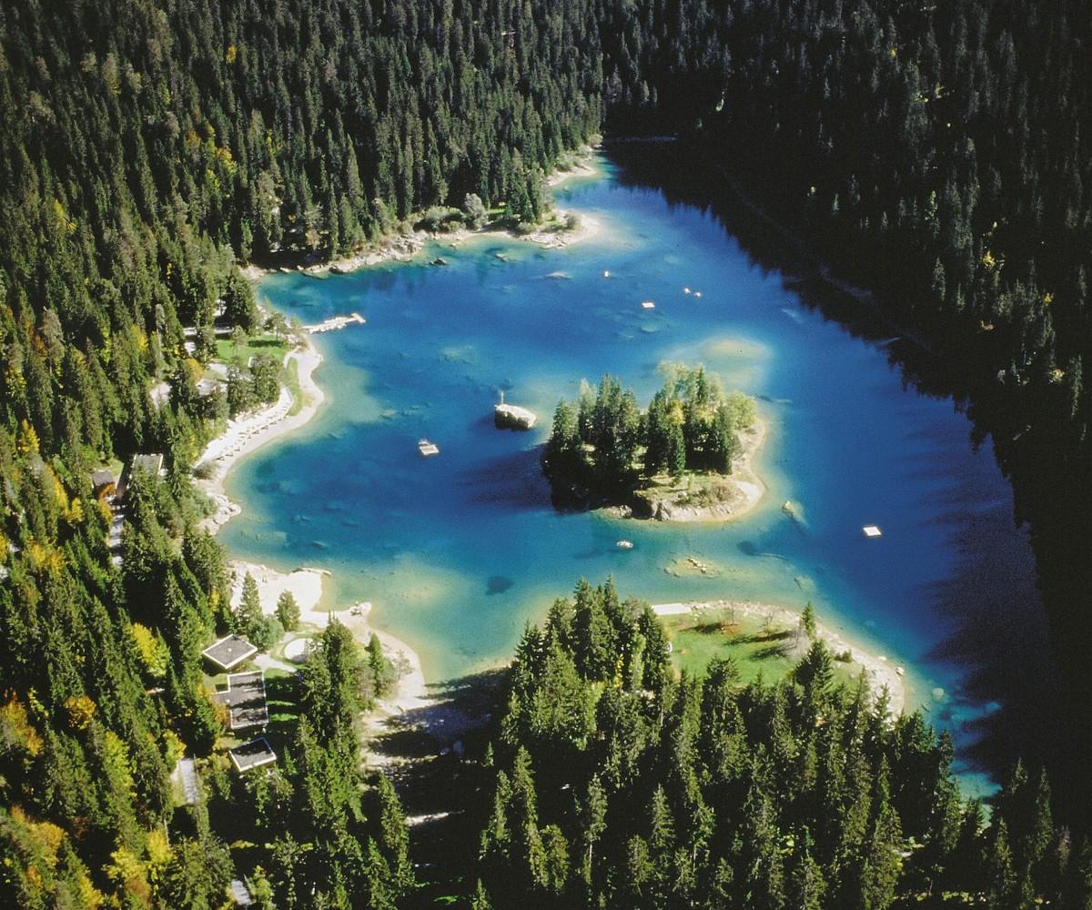 Lac de Cauma (Flims, GR)