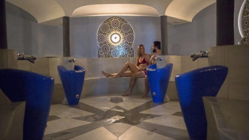 Hammams & saunas bains de villars