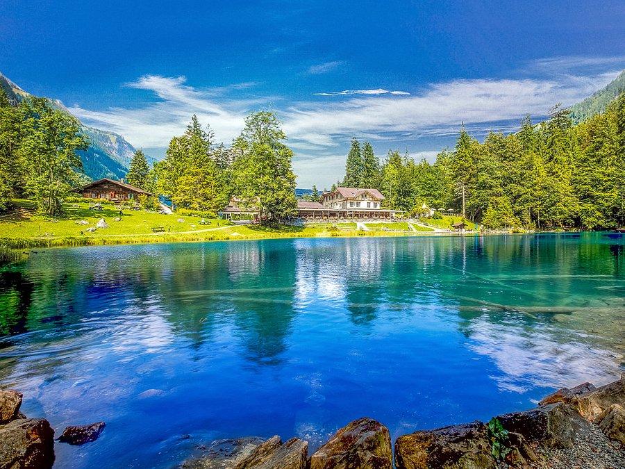 Blausee (Kandersteg, BE)
