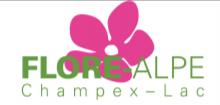 logo flore-alpe champex-lac