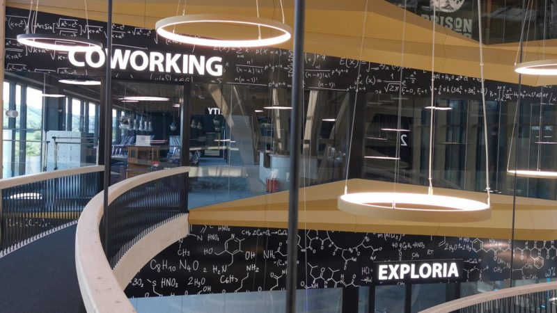 Coworking explorit