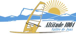 logo Altitude 1004 Vallée de Joux
