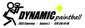 logo dynamic paintball