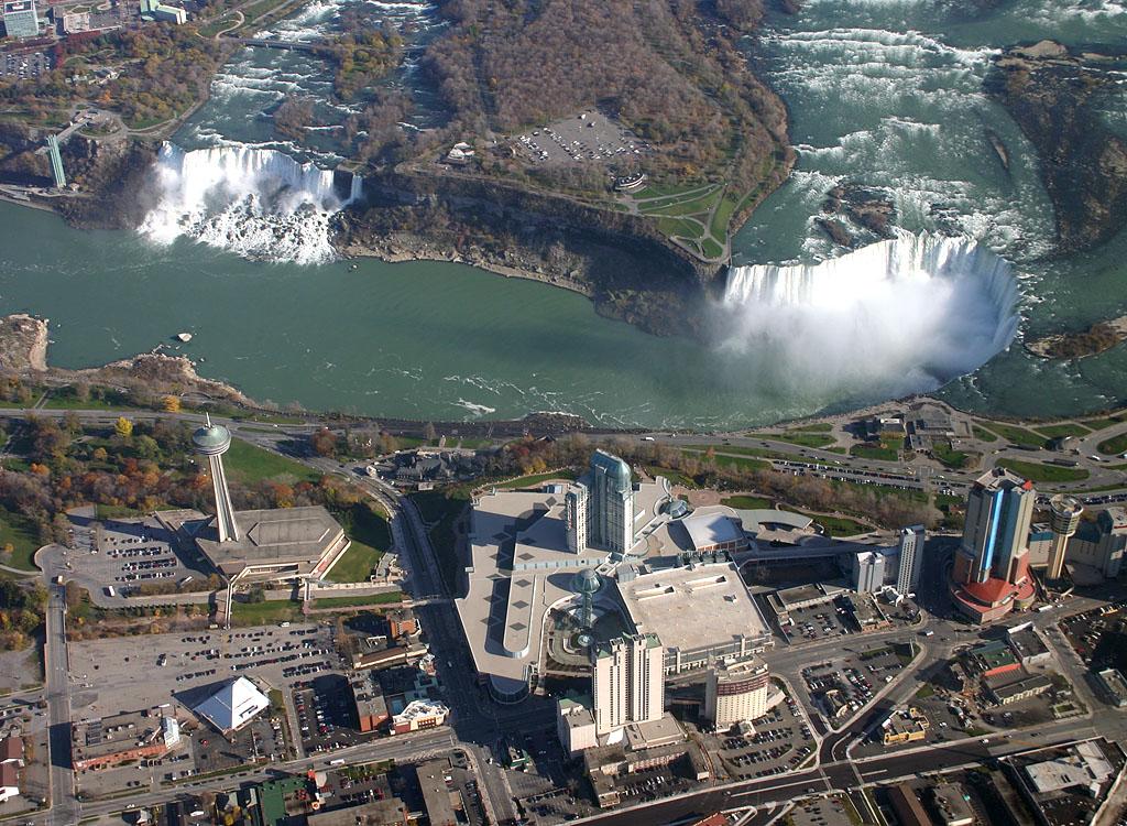 Les chutes du Niagara (Niagara Falls)